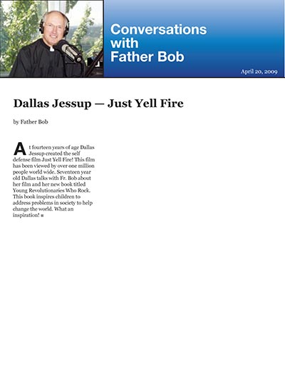 Dallas Jessup - Just Yell Fire