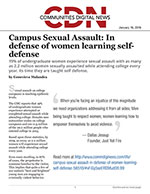 Campus Sexual Assault: In defense of women learning self-defense