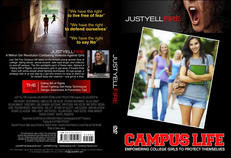 Just Yell Fire - Campus Life DVD